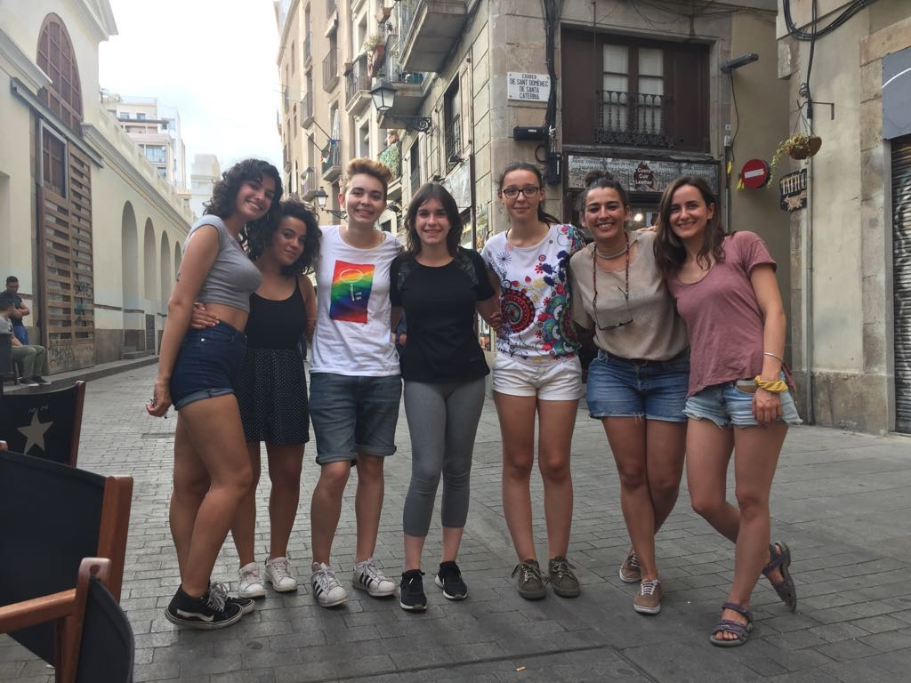 CAPAStudyAbroad_Barcelona_Summer 2018_Julia Schroder_group photo