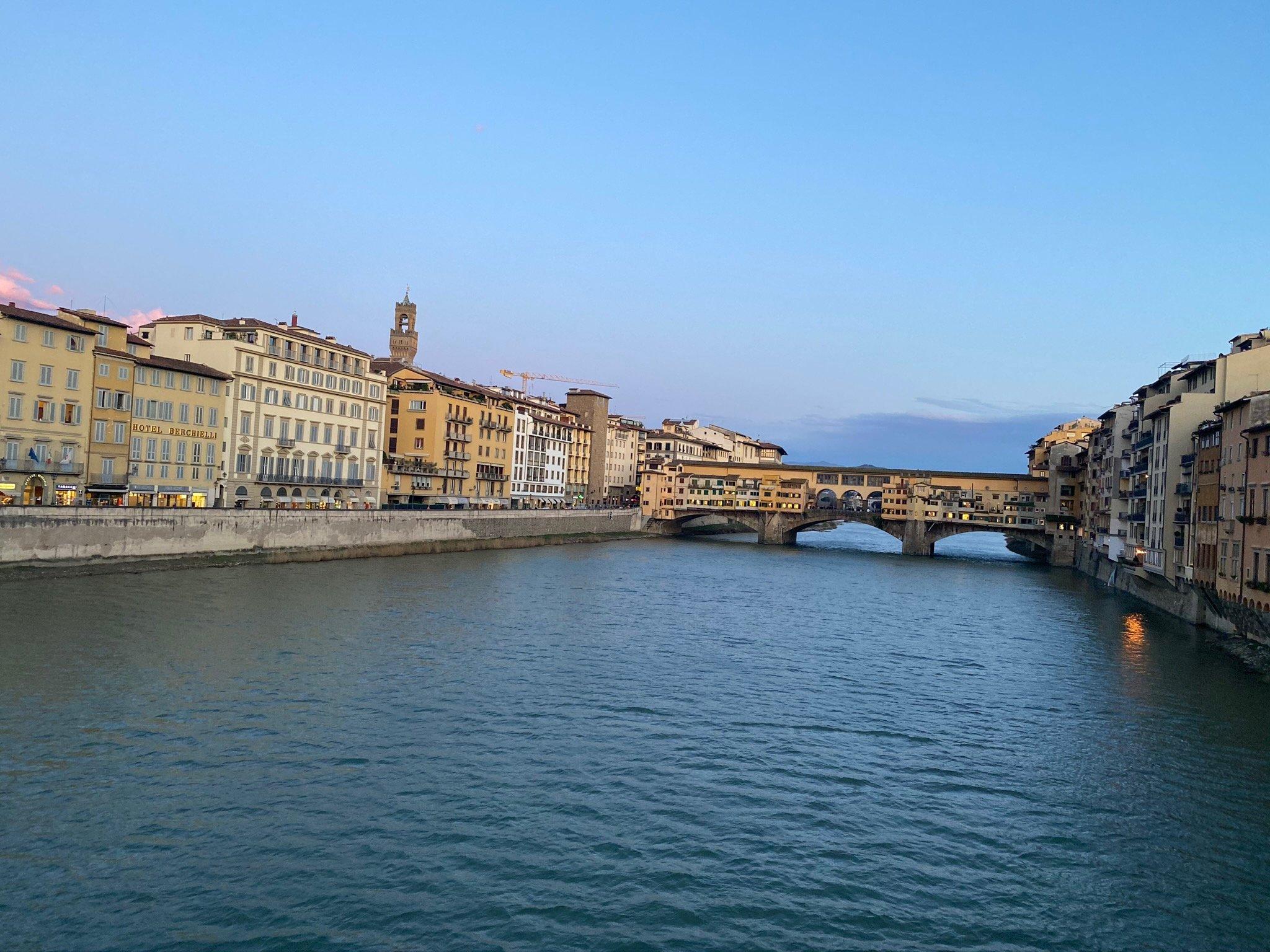 CAPAStudyAbroad_Spring2020_Florence_Sara Shriber_Ponte Vecchio