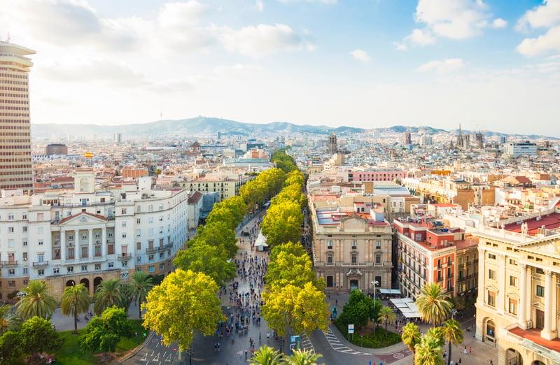 CAPA Barcelona Cityscape